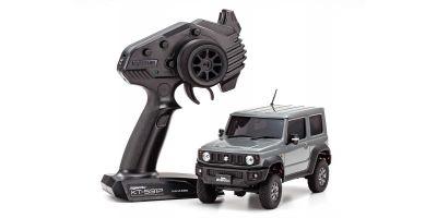 Radio Controlled Electric Powered Crawling car MINI-Z 4×4 Series Ready Set Suzuki Jimny Sierra Medium Gray 32523G