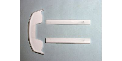 エアロパーツ Ver.1 (ミニッツ・Honda NSX) (未塗装) KOS-GHA010