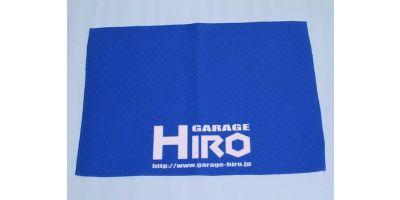 「GARAGE HIRO」 ロゴピットタオル Ver.1 300x420mm KOS-GHG003