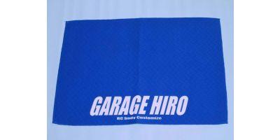 「GARAGE HIRO」 ロゴピットタオル Ver.2 300x420mm KOS-GHG004