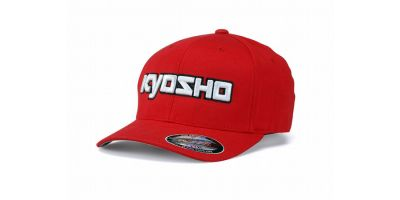 Kyosho 3D Cap (Red) KYS009R