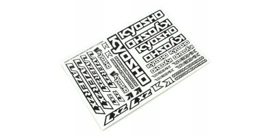 Decal (LAZER ZX7) LAD03