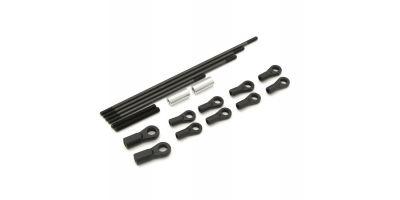 Steering Rod Set (MAD Crusher) MA334B