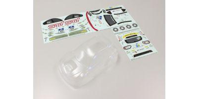 Clear Body Set(SUBARU Impreza WRX STI) MBB04