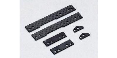 Carbon Rear Sus Plate Set MFW05