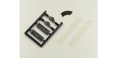 FRP Rear Sus. Plate Set (MINI-Z Formula) MFW18
