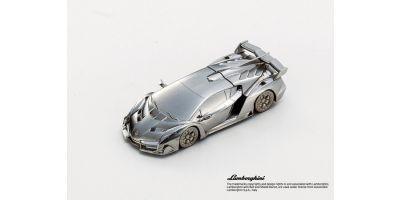 1/150スケール メタルインジェクション ミニチュアカー ランボルギーニ ヴェネーノ MIM150101