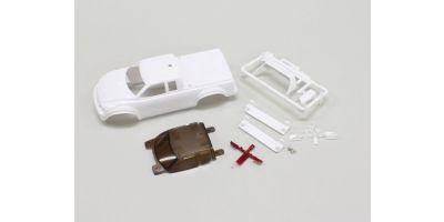 ミニッツマッドフォースホワイトボディセット(未塗装)  MMB01