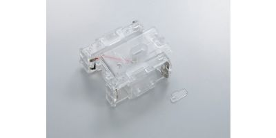 Skeleton Chassis Set(Clear) MMF02C