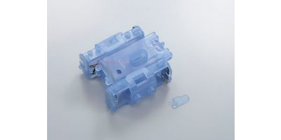 Skeleton Chassis Set(Clear Blue) MMF02CB