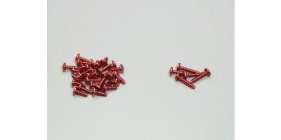 Color Screw Set(Red) MVF01R