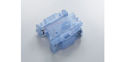 Skeleton Chassis Set(Clear Blue) MVF02CB