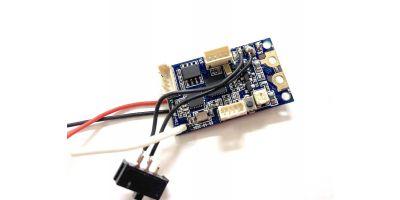 RCユニット2.0(ミニッツ4x4/RA-46) MX020B