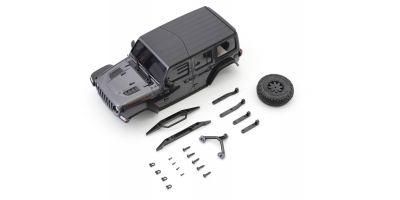 MX-01 JEEP WRANGLER RUBBICON Gray MXB01GM