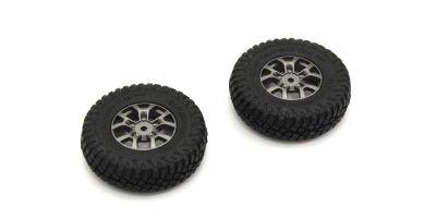 PremountedTire/Wheelw/Weight2pcs Jimny Sierra MXTH002HW