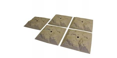 Mini-Z 4x4 Stackable Terrain(5pcs) MXW006