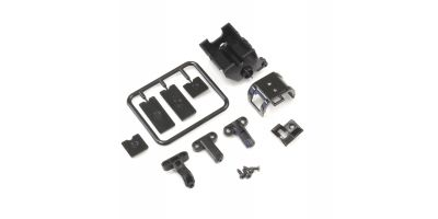 Motor case set / Type HM (for MR-03) MZ156