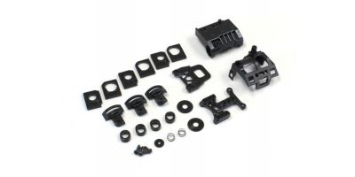 Motor case set/MMⅡtype(for MR-03) MZ217