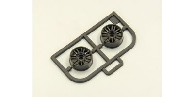 Multi Wheel N/Offset 0 (Gray/MR-03/2pcs) MZH130G-N0