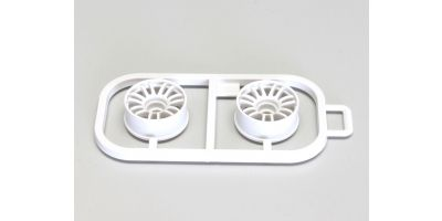 Multi Wheel II N/Offset 1.5(White/RE30/2 MZH131W-N15