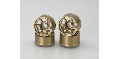 Wheel Set(TAKATA DOME 2005/Gold) MZH223GL