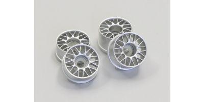 Wheel Set(Chevrolet Corvette C5-R No.50) MZH269S