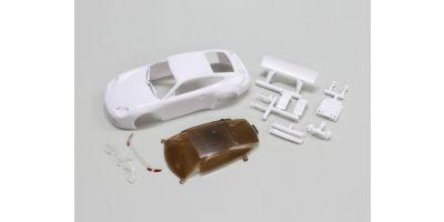 PORSCHE 911 GT3 RSR White Body Set(Non D MZN104