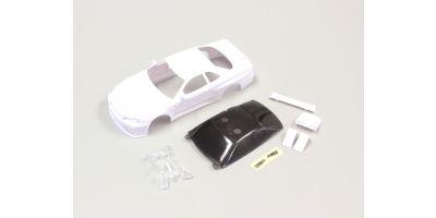 日産 スカイラインGT-R R34 ホワイトボディセット(未塗装) MZN168