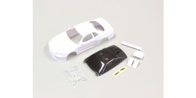 NISSAN SKYLINE GT-R R34 White Body set MZN168