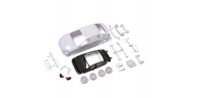 スバル WRX STI ホワイトボディセット(未塗装/ホイール付) MZN185
