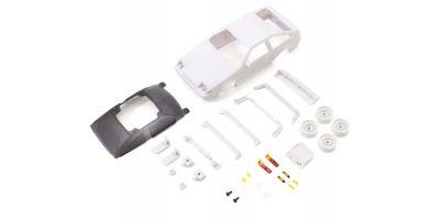 トヨタ スプリンタートレノ AE86 GTV ホワイトボディセット ホイール付 MZN204