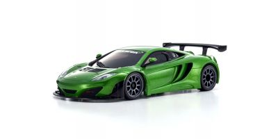 ASC MR-03W-MM McLaren 12C GT3 Synergy Green MZP226MG