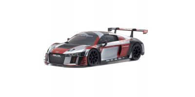 ASC MR03RWD Audi R8 LMS 2016 Gray/Red MZP234RGB