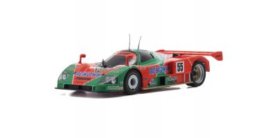 ASC MR-03W-LM MAZDA 787B No.55 LM 1991 Winner MZP342RE