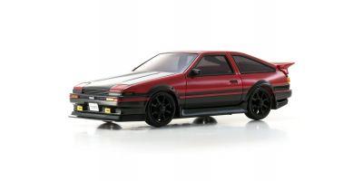 ASC MA020S ToyotaAE86AeroCarbonRed/Black MZP410BKCR