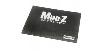 MINI-Z Pit Mat (Black) MZW122BK