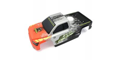 Nitro Tracker Decoration Body Set NTB001