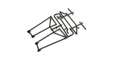 Rollcage - Body Mount Rollbar OLW003-2
