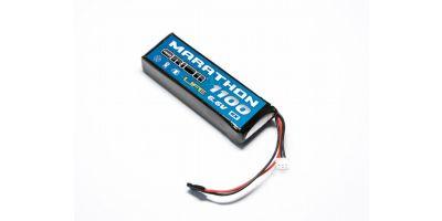 LiFe RX Pack 1100 6.6V (Flat/Uni plug) ORI12255