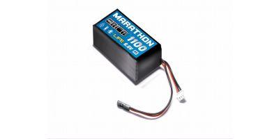 LiFe RX Pack 1100 6.6V (Hump/Uni plug) ORI12257