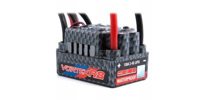 VORTEX R8 WP ブラシレスESC (130A/2-4S) ORI65116