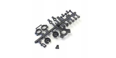 Shock Plastic Parts (Black/OPTIMA) OT210BK