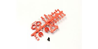 Shock Plastic Parts (Red/OPTIMA) OT210R