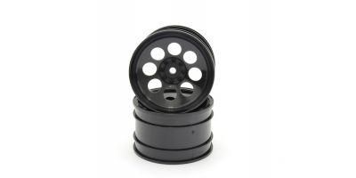 8Hole Wheel 50mm(Black/2pcs/OPTIMA) OTH245BK