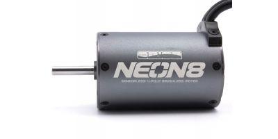 NEON 8 WP 1/8ブラシレスモーター(4P/2100KV/5mm) ORI28188