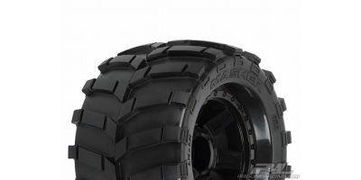 "Masher 3.8"" All Terrain Tires Mounted PL-1189-11"