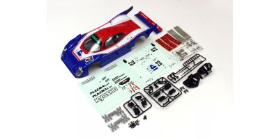 NISSAN R90CP Decoration Body Set PZB208