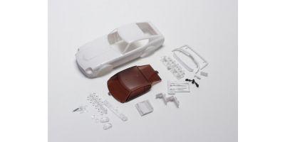 White Body Kit 240Z-L Over Fender R246-1129