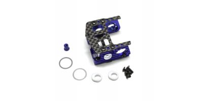 RM Aluminum Motor Mount R246-1203B