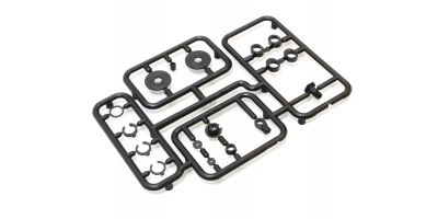 Plastic Parts (for R246-1360/1361/1362) R246-1364